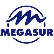 Logotipo de Megasur