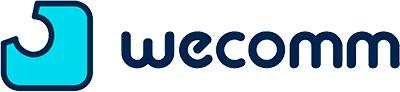 Logotipo de Wecomm